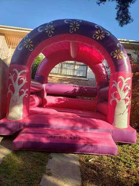 Jumping Castles and tables and chairs for hire and much more