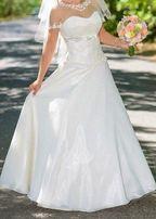 СРОЧНО!!!Продам очень красивое свадебное платье,туфли