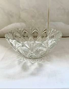 Small Crystal Bowl