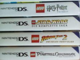 Игры NINTENDO DS Оригинал Высокое качество Полный комплект Германия