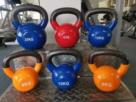 New Kettle Bells commercial spec
