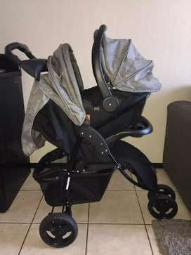 Combo Set for Pram + Baby seat + Baby bouncer.
