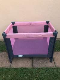 Image of Pink Chariot Campcot