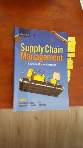 supply chain management a south african approach