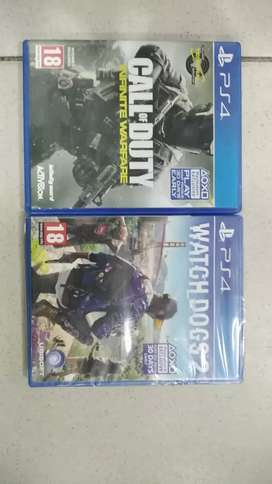 PS4 GAME COMBO