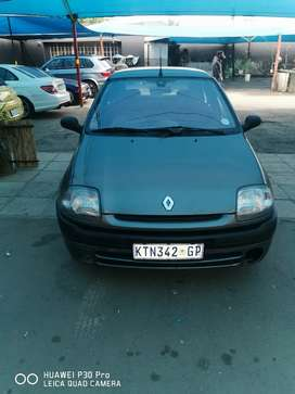 Renault Clio 1.4 injection