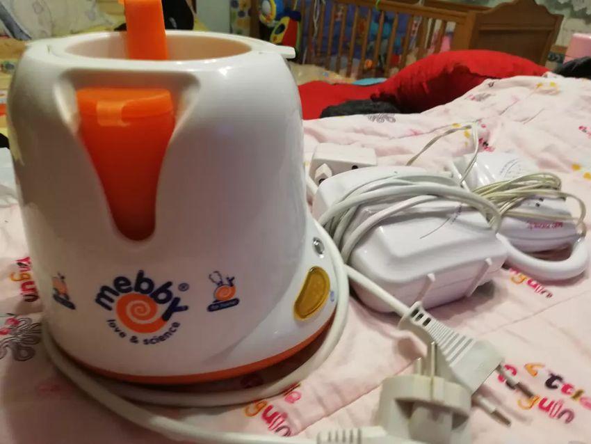 Baby phon, usisavac nosa na baterije 0