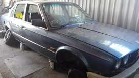 E30 body to swop for 17 inch rims with tyres