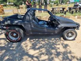 Sold! Awesome Stealth Beach Buggy