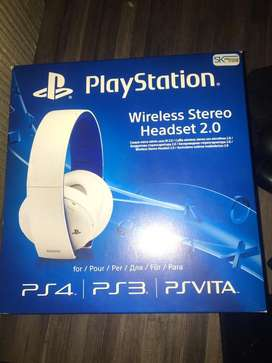Brand new Ps4 headset