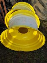 Felgi rolnicze 18x28 piasta 22cm 600/65r28 600/70r28 2szt John Deere