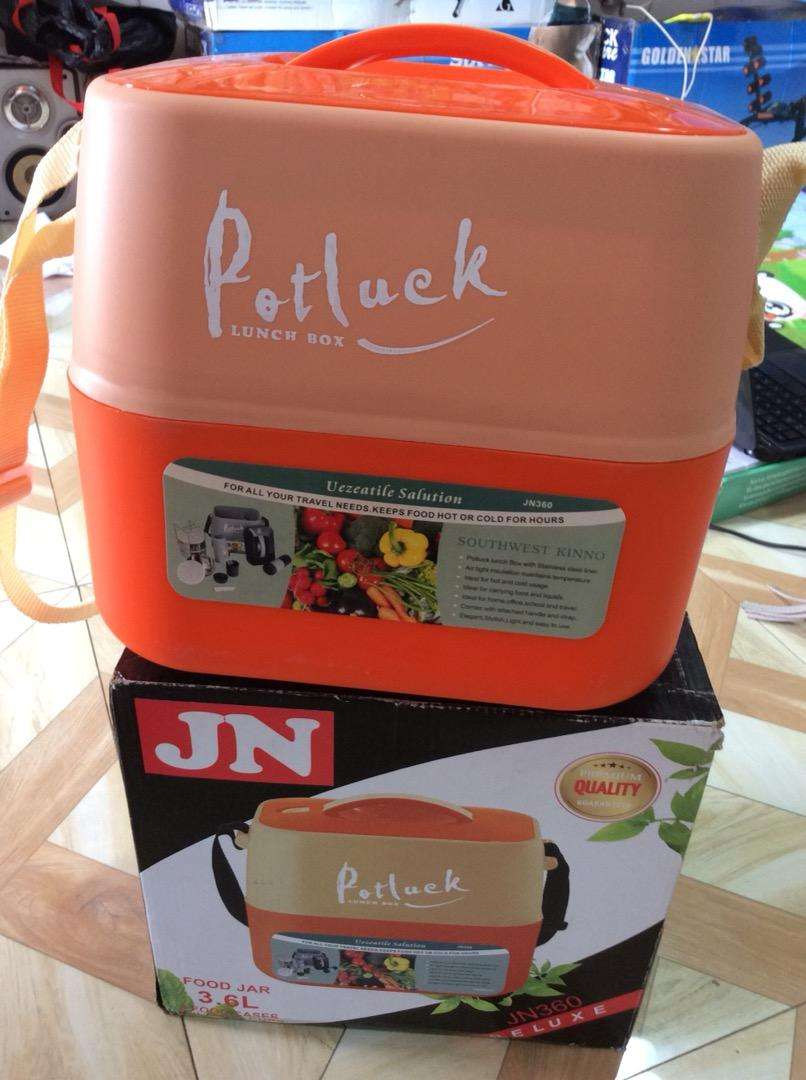 Portluck Lunch Box 0