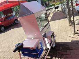 Mobile food Vending tricycle