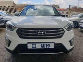 2018 Hyundai Creta 1.6 Manual
