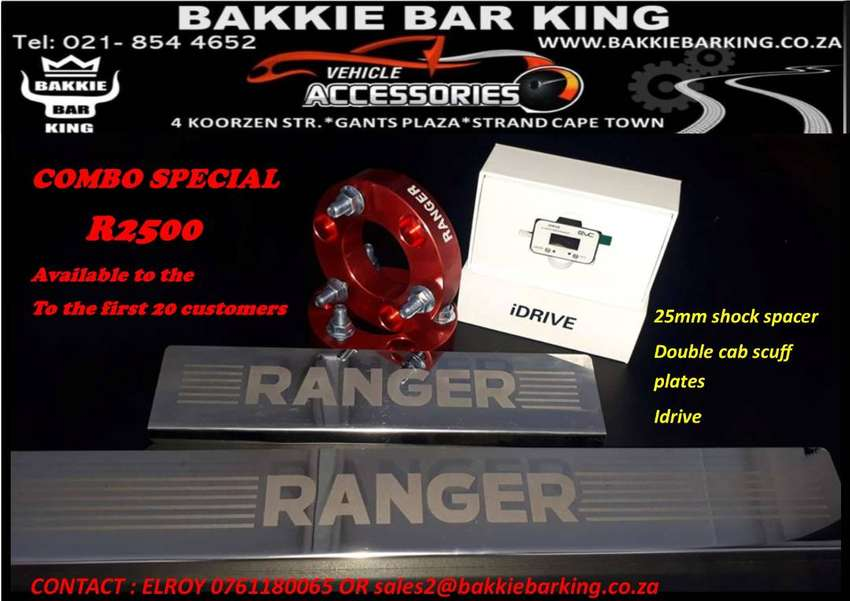 Bakkie accessories 0