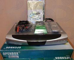 Цифровой Спутниковый Ресивер с Функцией Записи: Openbox CI-7200PVR