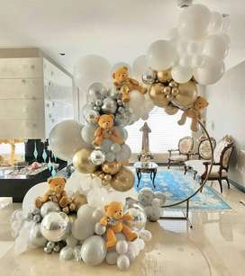 Balloon Decor / Balloon Garlands
