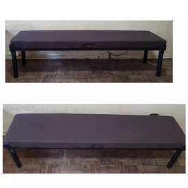 A long bench for  sale