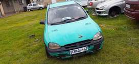 Corsa lite Stripping for parts