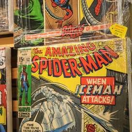 Offering Cash for your Old Comics