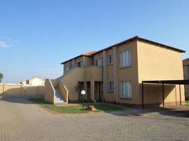 2 Bedroom Townhouse to rent