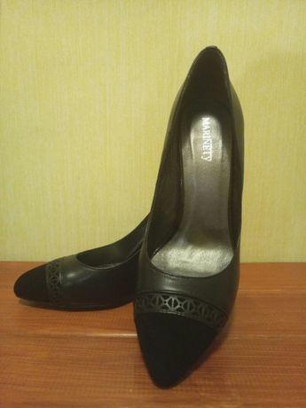 Туфли модельные, классика, натуральная кожа, 38 р. Новые, в коробке. Днепр - изображение 7