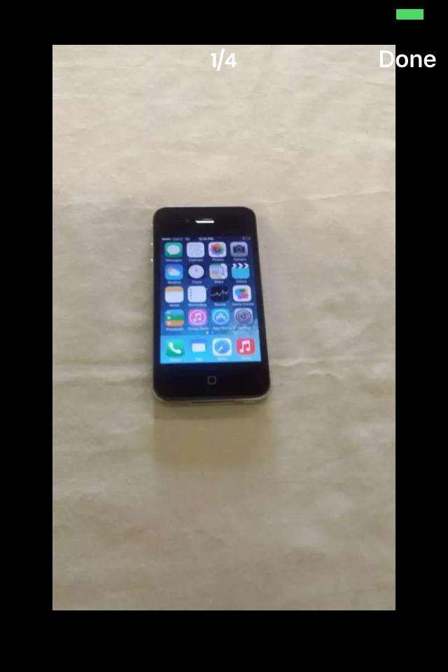 Iphone 4s clean without accesories 0