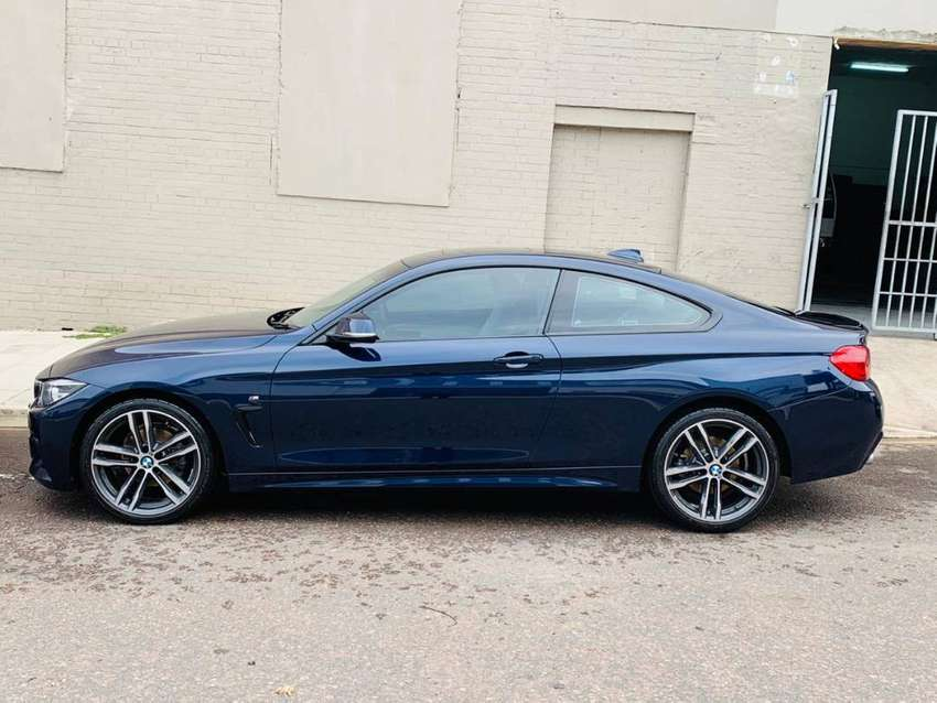 BMW F32 420i coupe For sale. Immaculate condition.