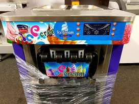 ICE CREAM MACHINE – ICE CREAM MAKER – ICE CREAM MACHINE FOR SALE