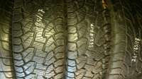 Image of 265/65 r17 X 4 Hankook Tyres(85% tread)