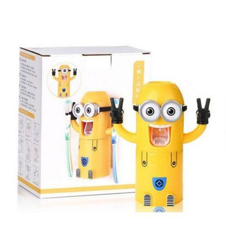 Дозатор подставка для зубной пасты Миньон Одесса - изображение 2