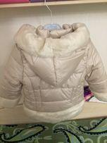 Mayoral курточка зима