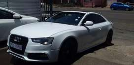 Audi A5 2.0 TDi sunroof