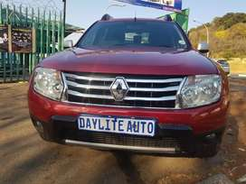 2015 Renault Duster 1.6 Dci 4WD