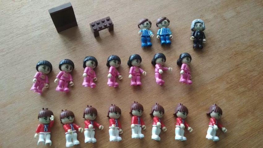 Figurky z Penny 0