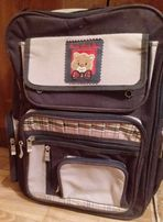 рюкзак школьный детский