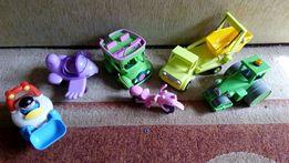 Машинки строительные детские