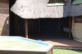 Upcoming Auction: Spacious 3 bedroom family home with lapa and pool in