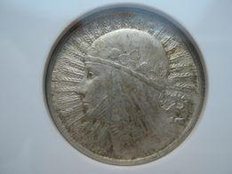 2 złote 1932 srebro moneta