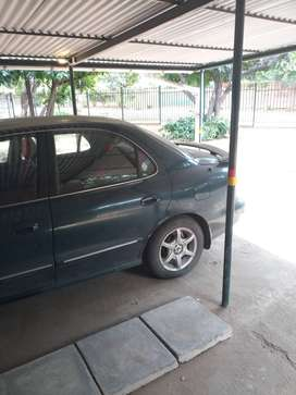 Cash bay my car  for R40,000 paper work 100% in orders
