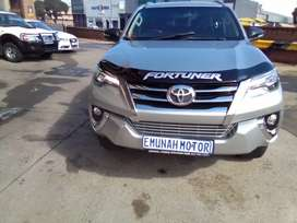 2017 Toyota Fortuner 2.8 GD6  Auto