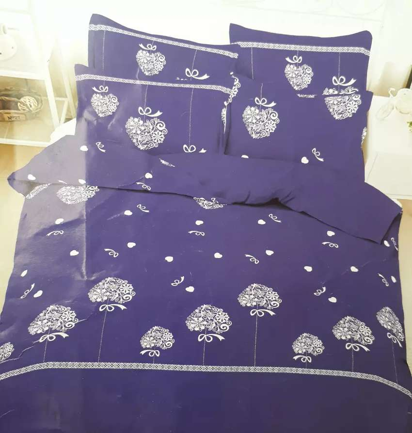Blue for win bedsheet 0