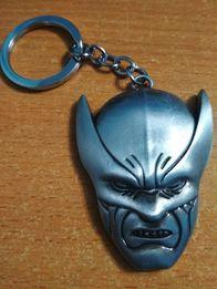 """Брелок """"Логан"""" стальной Росомаха Wolverine Комиксы Marvel Dc Люди Икс!"""