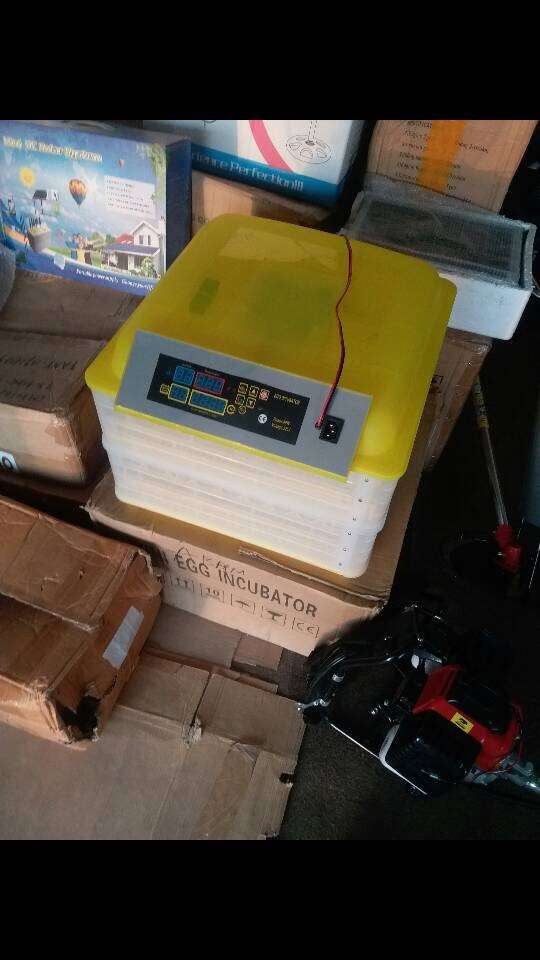 Solar and electric Egg incubator 0
