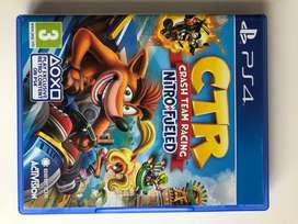 PS4 Crash Team Racing Game For Sale
