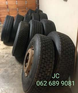 Truck and Trailer Tyres