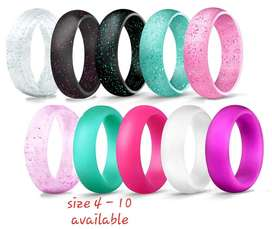 Silicone Rings for sale / Ladies