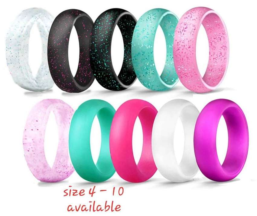 Silicone Rings for sale / Ladies 0