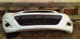 2014 NISSAN MICRA FRONT BUMPER AVAILABLE