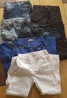 Mega paka spodnie, spodenki, bluzeczki rozmiar xs